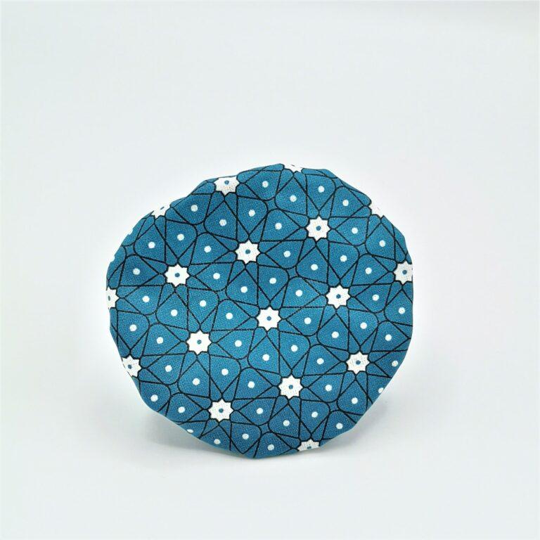 Charlotte XS étoiles pois fond bleu