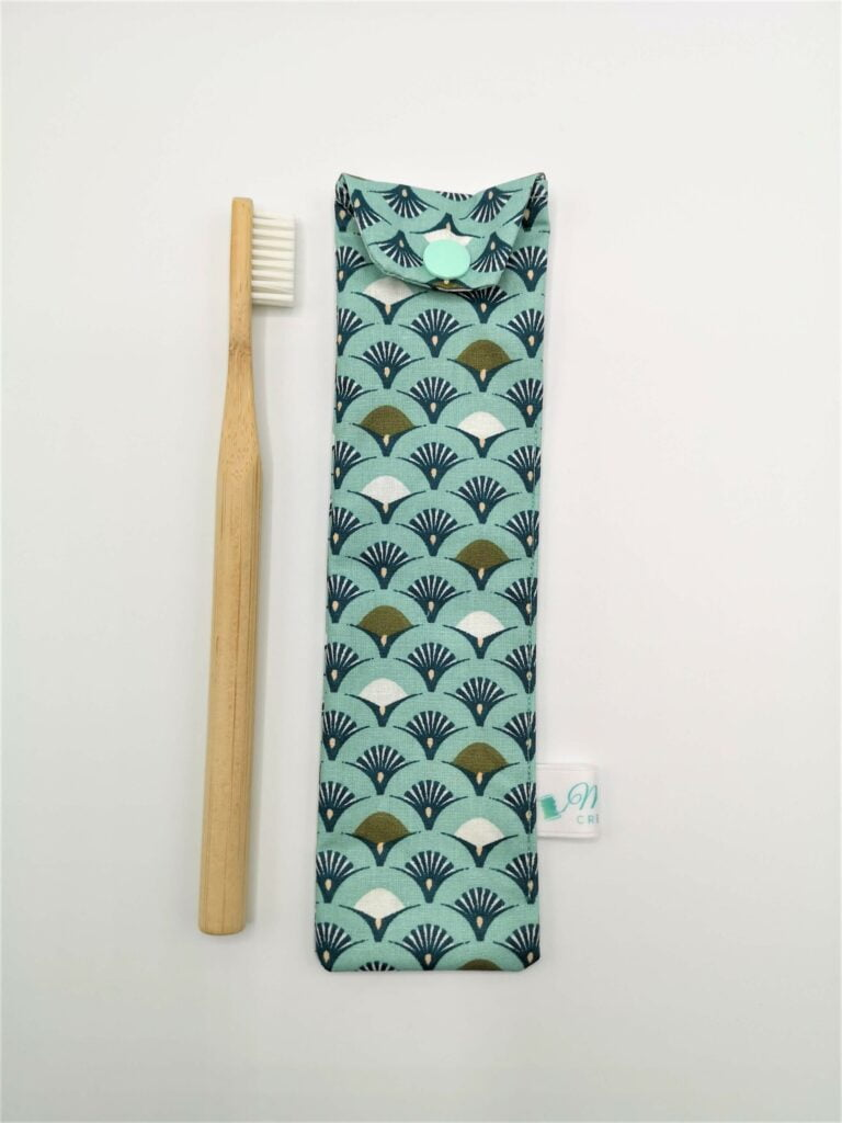 Pochette brosse à dents